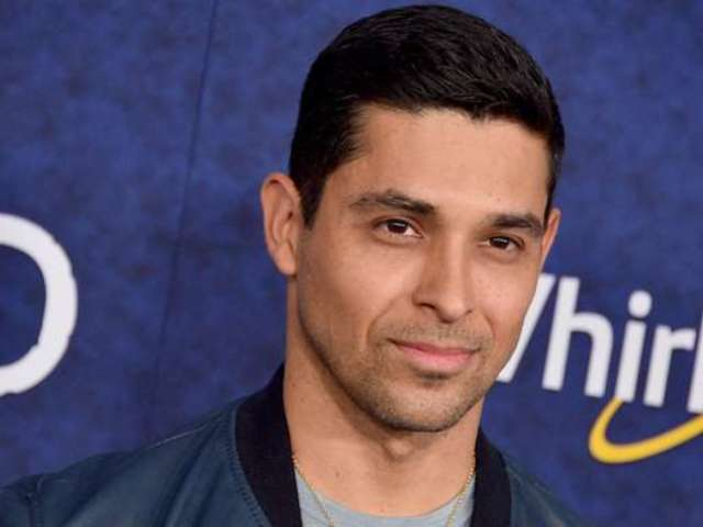 Auto Club 400: 'That 70s Show' and 'NCIS' Star Wilmer Valderrama Attends NASCAR Race
