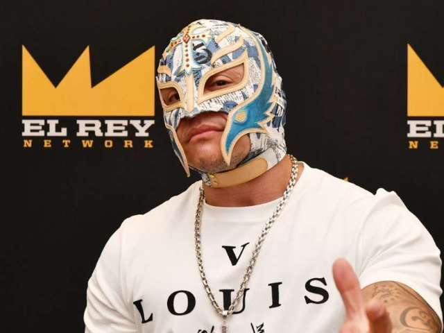 WWE's Rey Mysterio and Dana Brooke in Quarantine Amid Coronavirus Pandemic