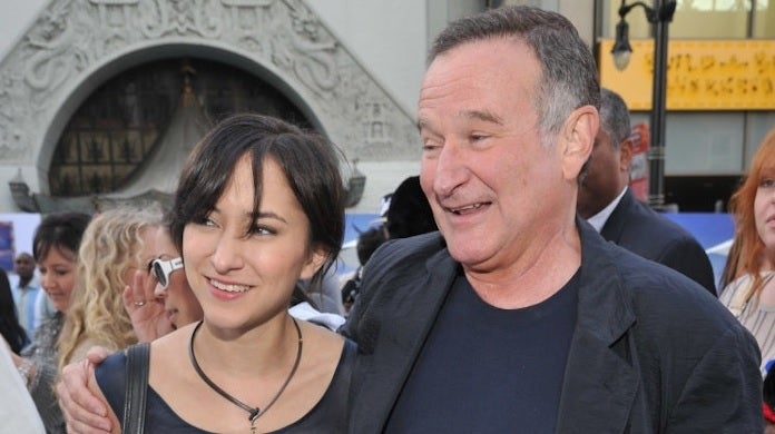 zelda williams robin williams getty images