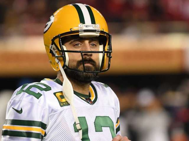Social Media Loses It After Crazy Aaron Rodgers Stat Is Discovered