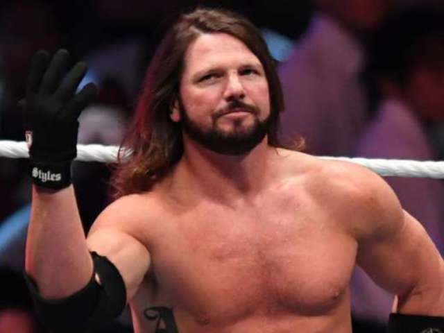 AJ Styles' Injury Status Updated Following WrestleMania Boneyard Match With Undertaker