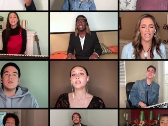 'American Idol': Top 20 Contestants Sing Bill Withers' 'Lean on Me' in PSA With Katy Perry, Luke Bryan and Lionel Richie