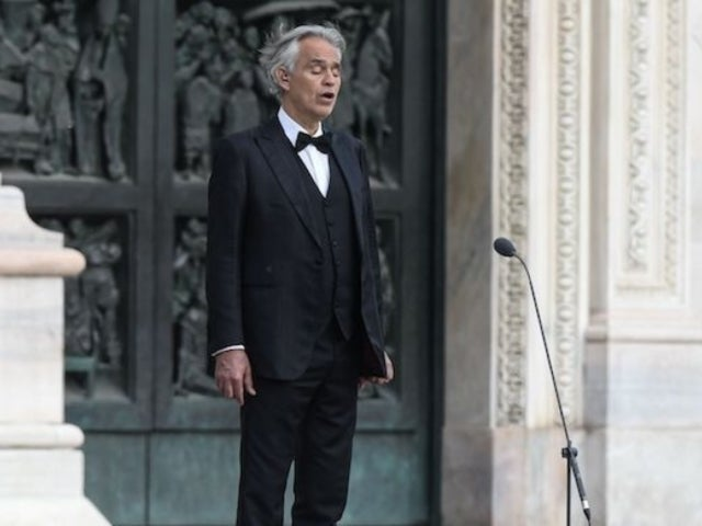 Andrea Bocelli's 'Music for Hope' Easter Concert: Here's Where to Watch and Listen Online