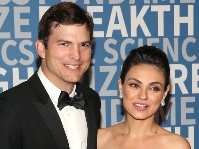 'The Ranch' Star Ashton Kutcher and Wife Mila Kunis Launch Quarantine-Themed Wine to Aid in Coronavirus Relief