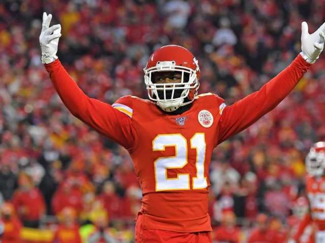 Chiefs Cornerback Bashaud Breeland Arrested on Multiple Charges in South Carolina
