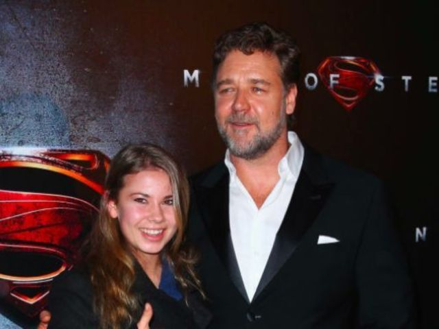 Bindi Irwin Calls Russell Crowe Family, Reveals His Wedding Gift to Her