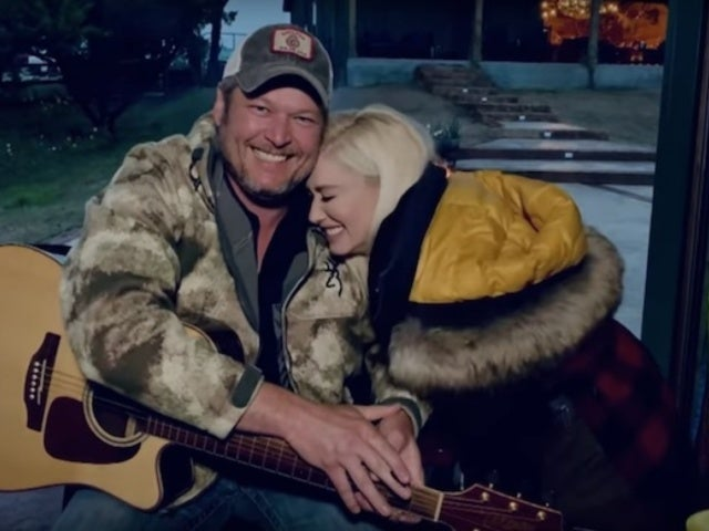 Gwen Stefani Playfully Teases Blake Shelton for Misspeaking During 'ACM Presents: Our Country' Special