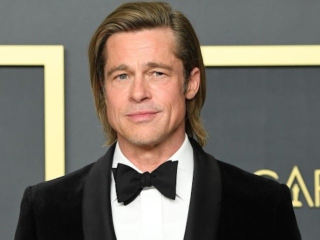 Brad Pitt Tears up After Helping Renovate Makeup Artist's Home on 'Celebrity IOU'