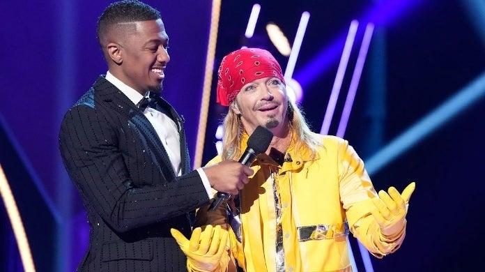 bret michaels masked singer getty images fox