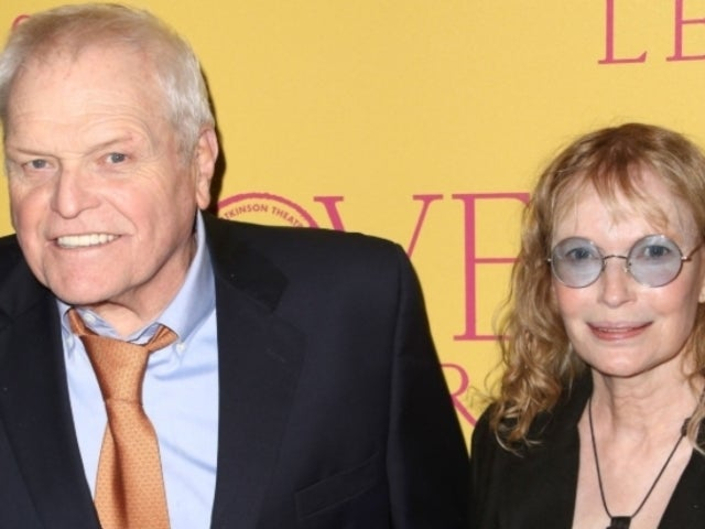 Brian Dennehy Dead: Mia Farrow Pays Tribute to Late 'Love Letters' Co-Star