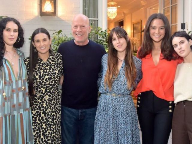 Bruce Willis' Daughter Scout Reveals Real Reason He Isn't Self-Isolating With His Wife Emma
