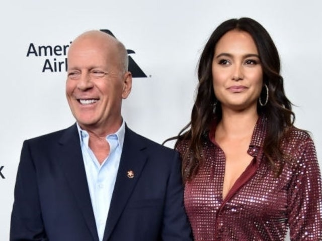 Bruce Willis' Wife Reacts to Him Quarantining With Ex-Wife Demi Moore and Daughters