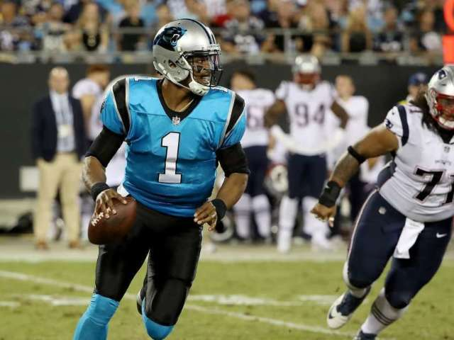 Cam Newton Reportedly Interested in Signing With Patriots