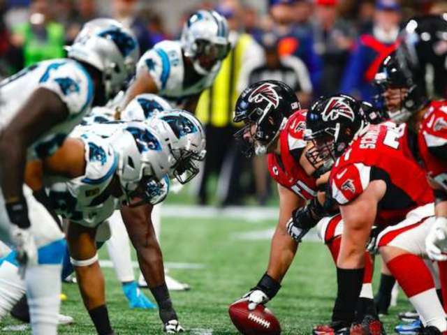 Carolina Panthers Troll Atlanta Falcons, Compare Jerseys to Adam Sandler Film
