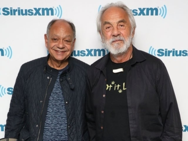 Tommy Chong Reveals Personal Favorite 'Cheech and Chong' Movie, Reflects Candidly on Past Falling out With Cheech Marin (Exclusive)