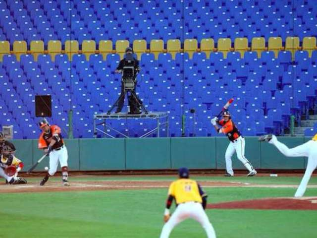 Chinese Professional Baseball League Plays First Game Since Coronavirus Outbreak