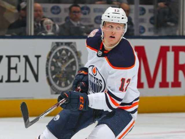 Colby Cave, Oilers Forward, Dead at 25