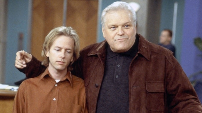 david spade brian dennehy getty images