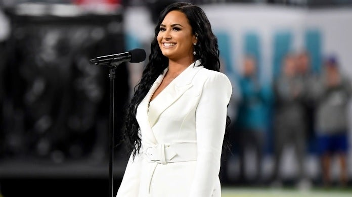 demi lovato getty images