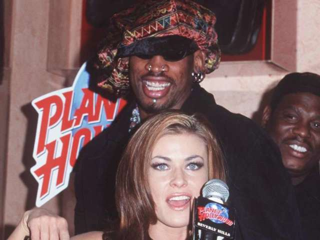 Dennis Rodman and Carmen Electra: What to Know About Their Relationship