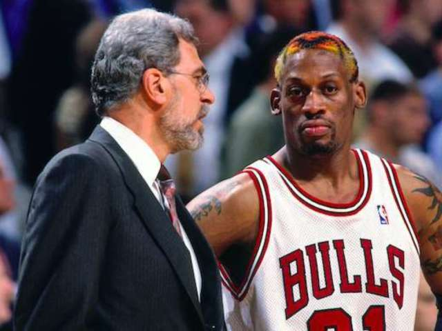 Dennis Rodman Fans Just Realized Something About His Infamous 'Leopard' Hairstyle