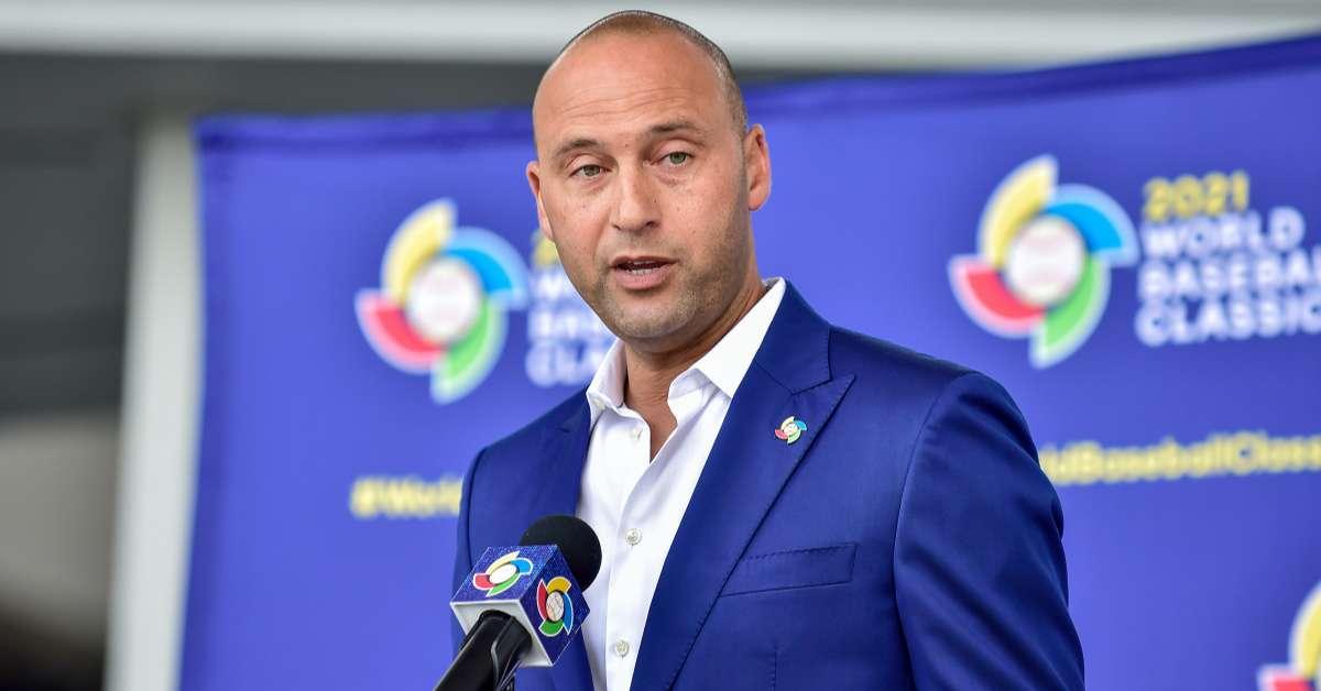 Derek Jeter Baseball Hall of Fame induction delayed 2021