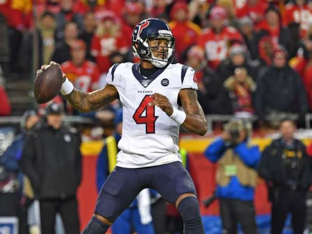 Texans QB Deshaun Watson to Host Virtual Game Night on Twitch