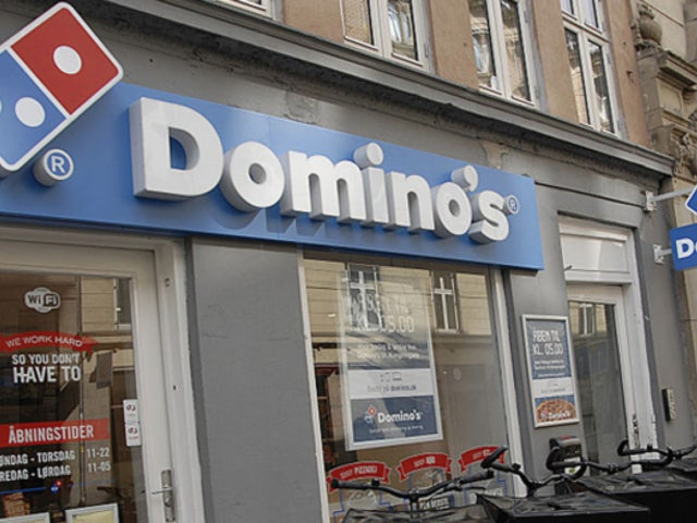 'Dominos' Customer Shares Photo of Delivered Pizza Allegedly Bitten Amid Coronavirus Pandemic