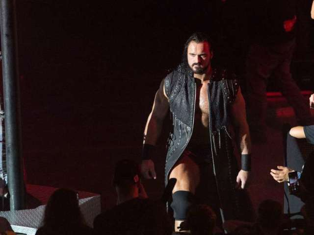 WWE Champion Drew McIntyre Reveals Coronavirus Safety Plan During WrestleMania 36