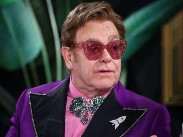 Elton John Making $1 Million Donation to Protect HIV Patients Against Coronavirus