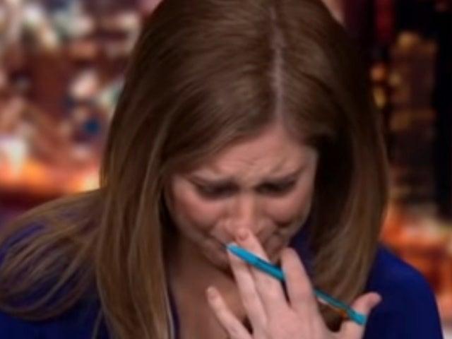 CNN Anchor Erin Burnett Cries During Interview With Coronavirus Victim's Widow
