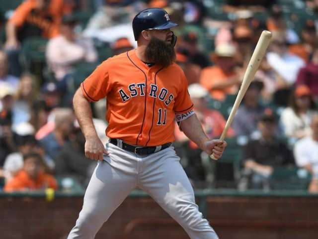 Former Astros Player Evan Gattis on Cheating Scandal: 'We Cheated Baseball'