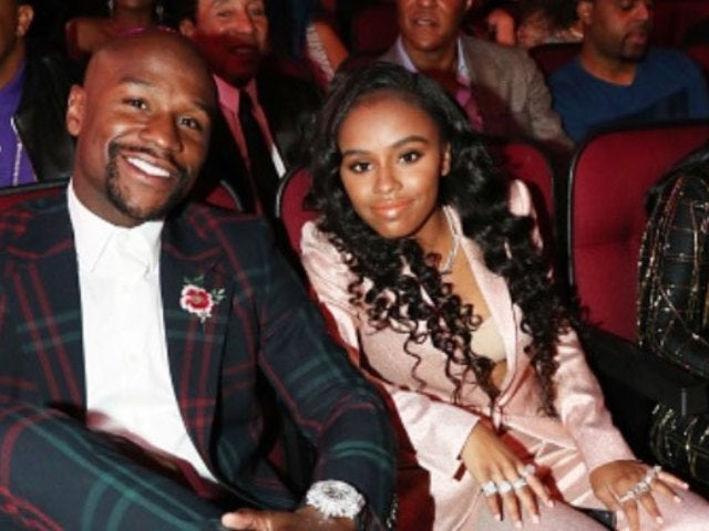 Floyd Mayweather's Daughter Iyanna Arrested for Felony Aggravated Assault