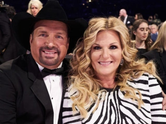 Trisha Yearwood Says Garth Brooks Is Helping Her Stay Strong Through Quarantine