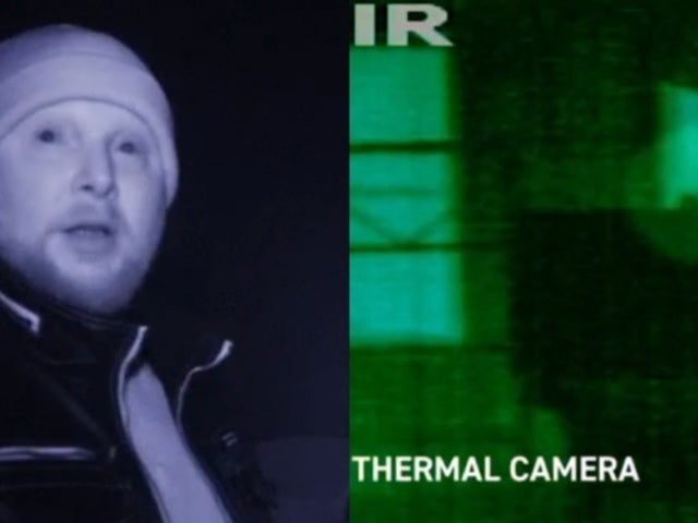 'Ghost Hunters' Star Brian Murray Breaks Down Ghostly Figure Captured on Thermal Camera, 'Intense' Paranormal Activity (Exclusive)