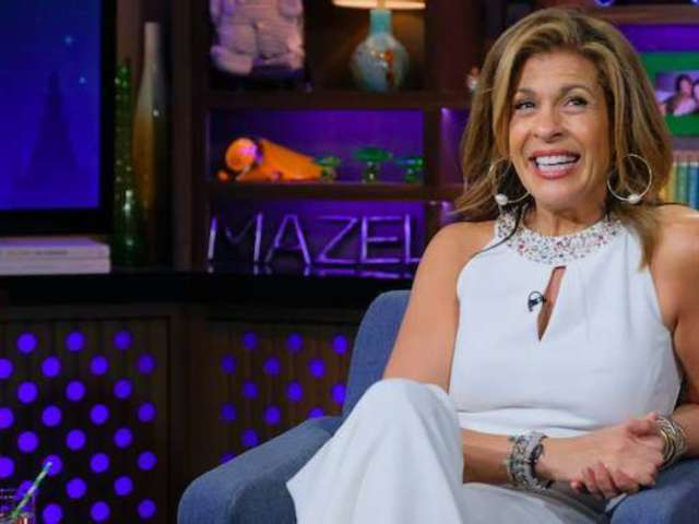 Hoda Kotb Discusses Her 'Today' On-Air Breakdown Over Drew Brees' Coronavirus Donation