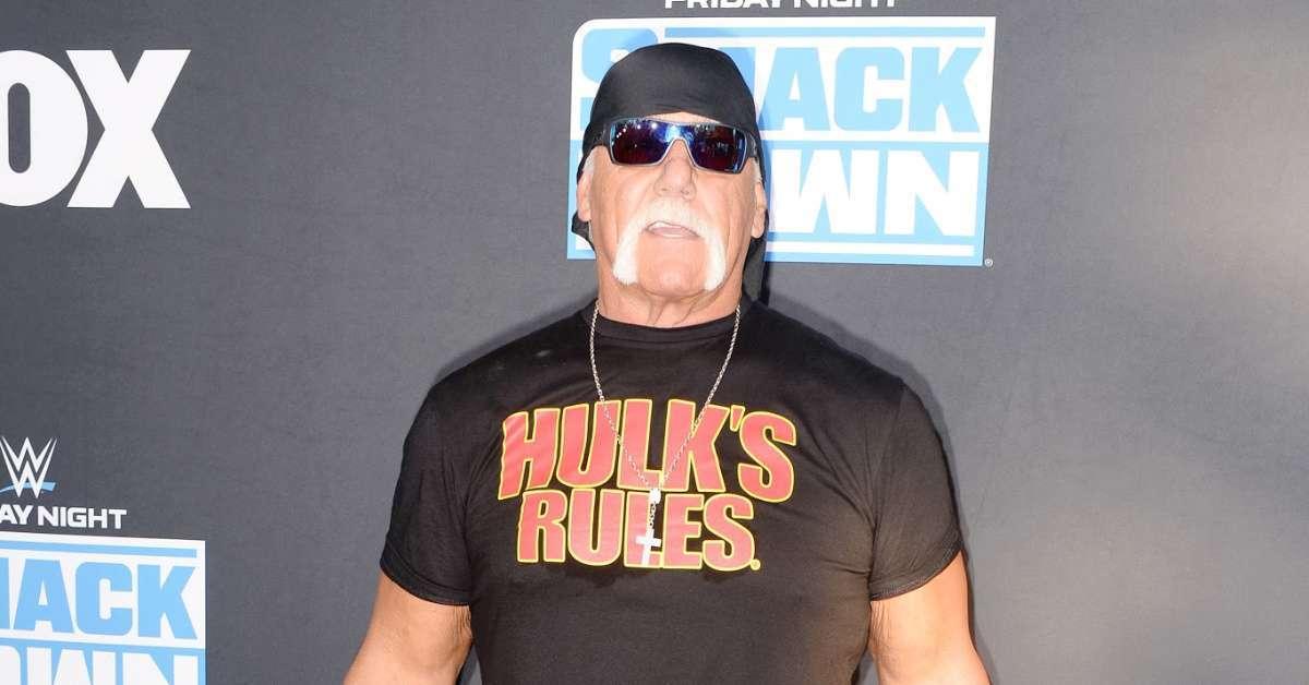 Hulk Hogan torn bicep WWE