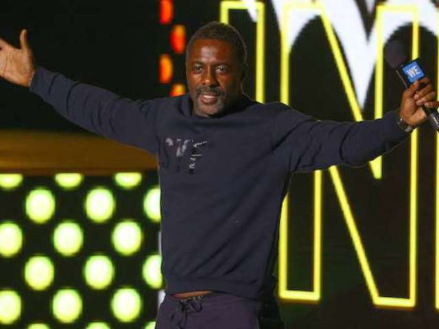 Idris Elba Suffers Concussion During 'Elba vs. Block' Episode