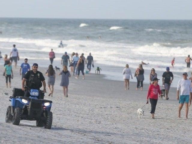 What Jacksonville Beach Looks Like Right Now Amid Coronavirus Pandemic