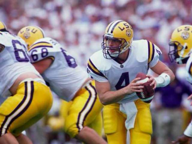 LSU's Former QB Jamie Howard and His Son Walker Test Positive for Coronavirus