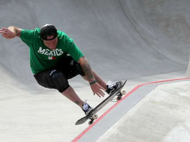 Jeff Grosso, Legendary '80s Skateboarder, Dead at 51