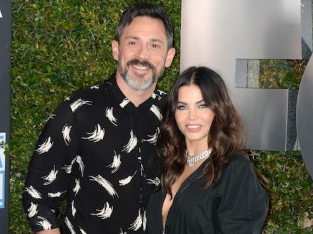 Jenna Dewan's Fiance Steve Kazee Shares Sweet Photo of 2-Month-Old Son Callum: 'The Brightest Light in This Darkest Hour'