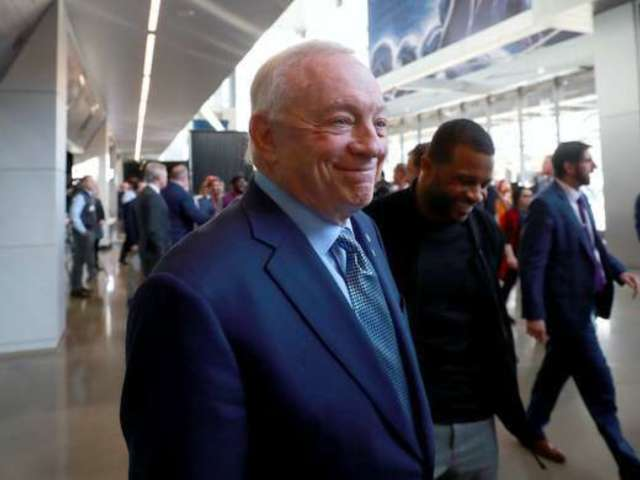 NFL Draft 2020: Jerry Jones Picks From $250 Million Yacht and Twitter Has a Field Day