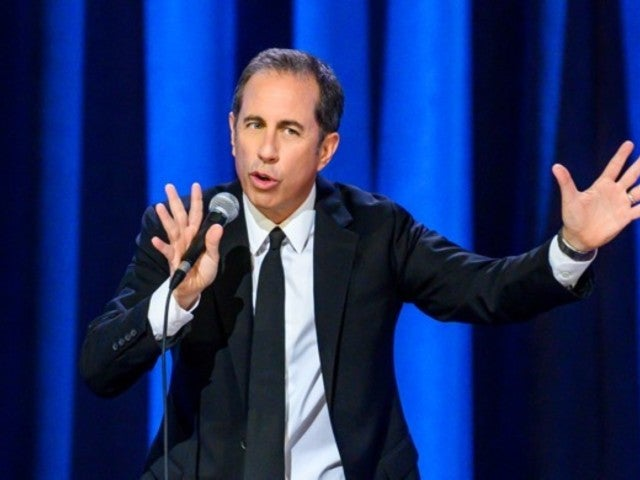Jerry Seinfeld Announces First Original Standup Special in 22 Years