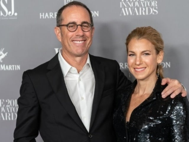 Jerry Seinfeld's Wife Jessica Says Comic 'Yells All Day Long' Since He Can't Perform During Coronavirus Pandemic