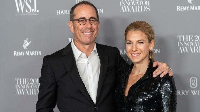 jerry seinfeld jessica getty images
