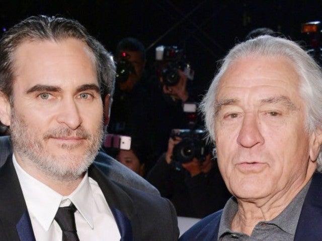 Joaquin Phoenix and Robert De Niro Had Major Disagreement Ahead of Filming 'Joker'