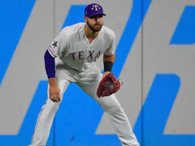Texas Rangers Outfielder Joey Gallo Shows Why His Neighbors Aren't Happy Amid Self-Quarantine