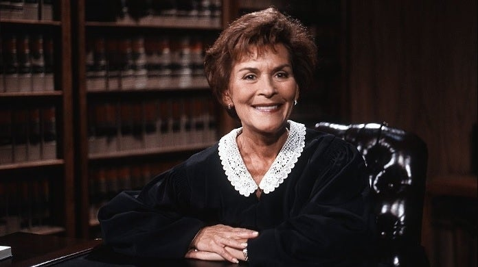judge judy getty images