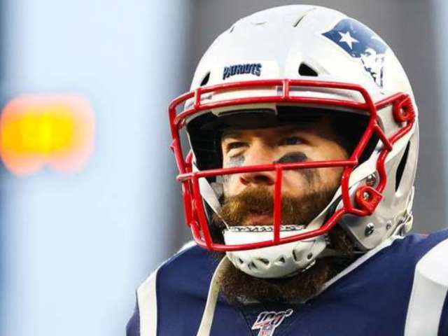 Patriots' Julian Edelman Bonds With Daughter Lily, Builds Snowman While Quarantined